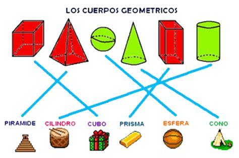 figuras geometricas del espacio cuerpos geometricos