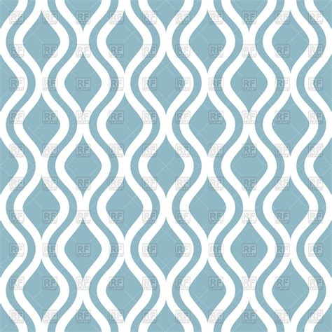 seamless pattern simple seamless simple wallpaper with blue vertical wavy lines