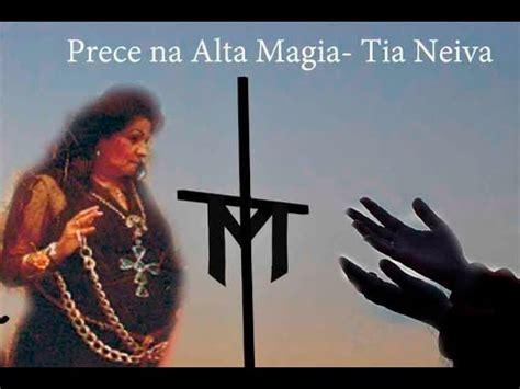 VALE DO AMANHECER-PRECE DA ALTA MAGIA - YouTube