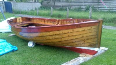 punt drift boat 12ft clinker punt