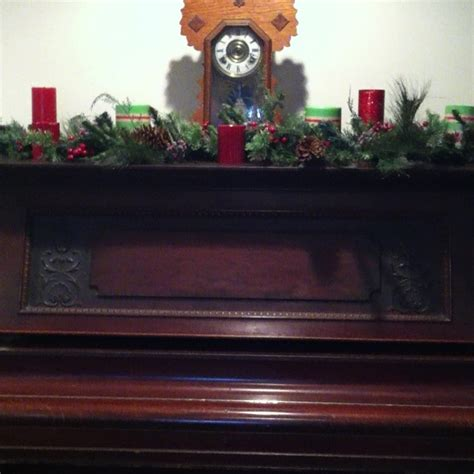 piano christmas decorations holiday christmas