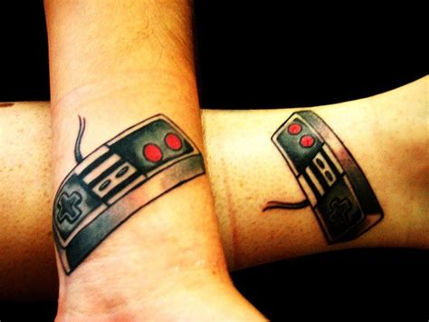geeky couple tattoos 17 best images about nerdy couples tattoos on