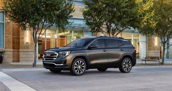 Chevrolet Terrain 2018 Gmc Terrain Arrives This Summer And Starts At 25 970