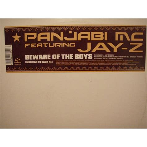 beware of the boys beware of the boys mundian to bach ke by panjabi mc