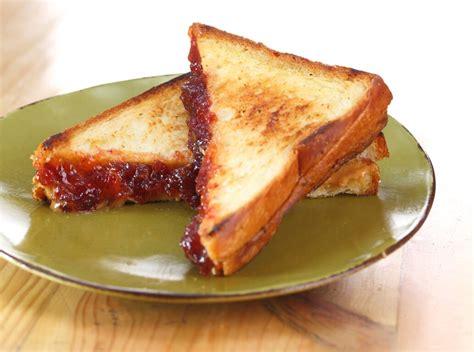 membuat roti bakar  setrika  teflon