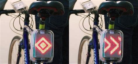 Diy Led Bike Light System by This Diy Arduino Bicycle Safety System Includes Turn