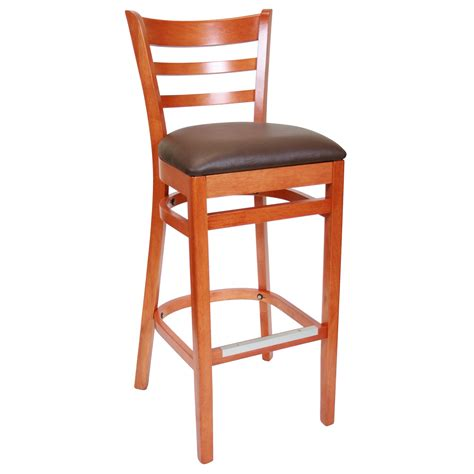 Ladder Back Bar Stool Ladder Back Bar Stool Small Ladder Back Bar Stool At Fashionseating Ladder Back Wood Bar