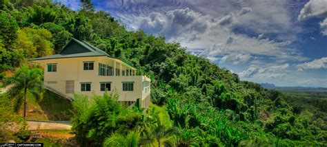 buy house in mountain view vacation home with ocean and mountain view in phuket thailand