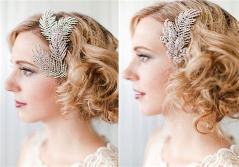 Vintage Wedding Hair Combs by Vintage Bridal Hair Combs