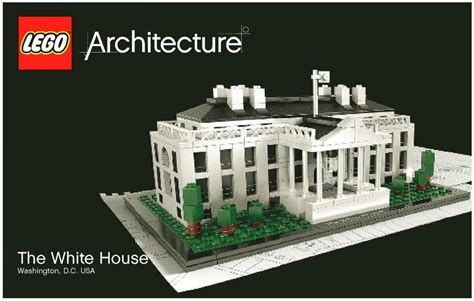 lego white house the white house lego architecture series artk12