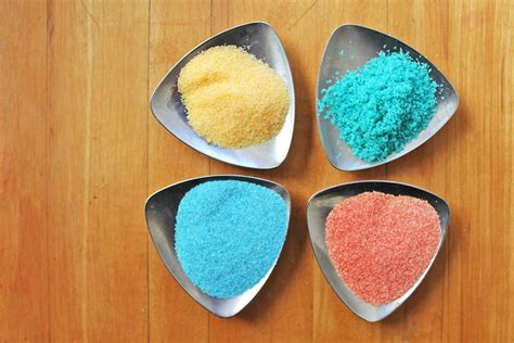how to make colored diy materials colored salt babble dabble do