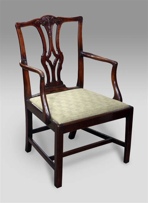 Chippendale Chairs Antique by Antique Chippendale Period Arm Chair Mahogany Carver Chair Antique Desk Chair Antique Chairs