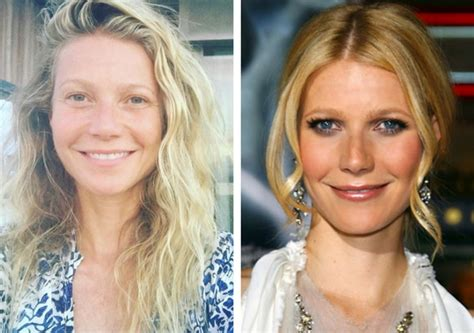 actresses without their makeup without their makeup these celebs look totally different
