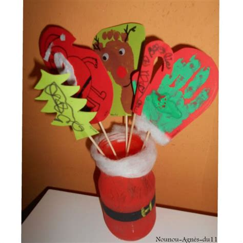 Vase De Noel by Noel