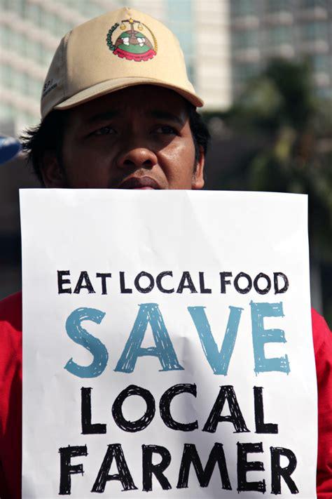 Buku Menuju Indonesia Berdaulat Pangan dari ketahanan pangan menuju kedaulatan pangan refleksi