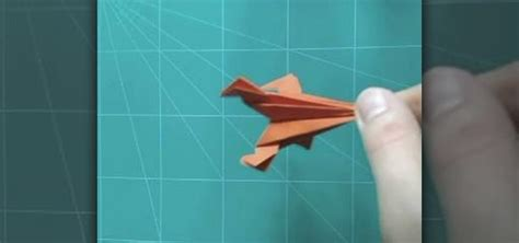 How To Make Rocket Paper - how to make a rocket from folded paper with origami