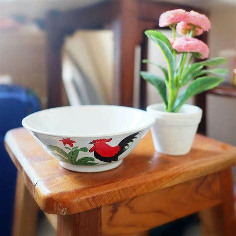 Mangkok Merah asal muasal mangkok ayam jago tays bakers
