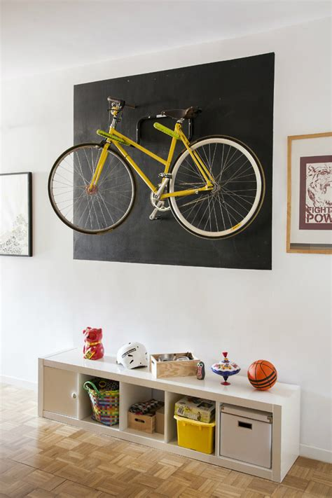 colgar bici techo colgar bici techo cool soporte porta bicicleta para