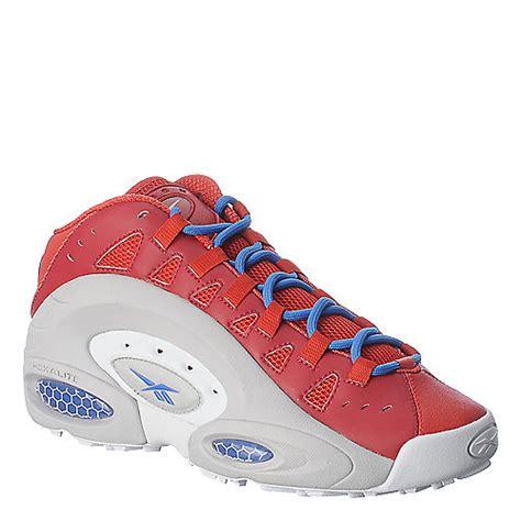 reebok hexalite basketball shoes reebok hexalite s grey athletic basketball shoe