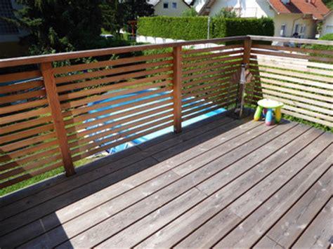 Lärchenholz Terrasse terrassen aus holz f 252 r ihre erholung im garten