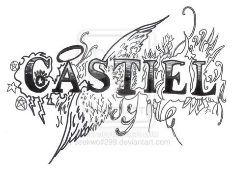 castiel tattoo 17 best images about supernatural tattoos on