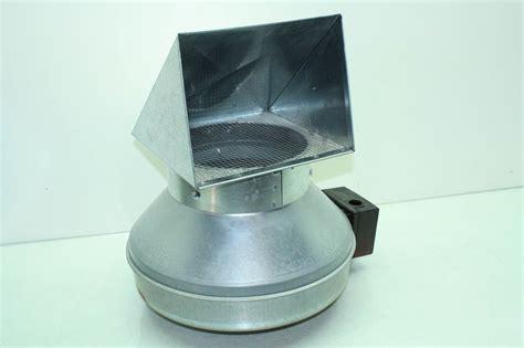 sidewall mounted exhaust fan fantech k8xl 8 quot centrifugal sidewall mount exhaust fan ebay