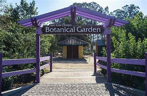 Botanical Gardens San Luis Obispo San Luis Obispo Botanical Garden Picture Of San Luis