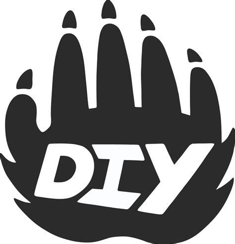 diy logo creativity labs iu