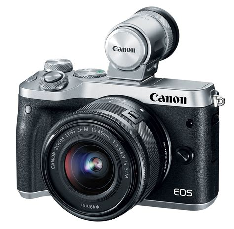 Kamera Canon M6 canon eos m6 review overview steves digicams