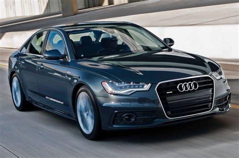 2015 audi sedan used 2015 audi a6 sedan pricing for sale edmunds