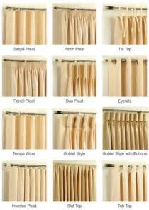 curtain hanging options 25 best ideas about curtain styles on curtain