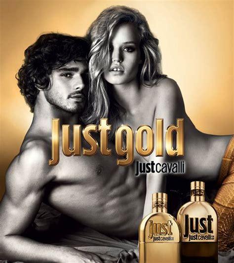 Roberto Cavalli For Hm Sneak Peak by Just Cavalli Gold For Roberto Cavalli Perfume A New