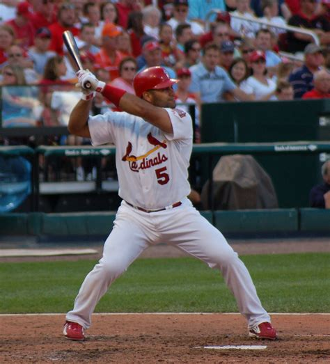 pujols swing top tens top ten most imitated swings of all time