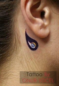 evil eye tattoo behind ear nazar boncugu d 246 vmesi unusual the evil eye in turkey