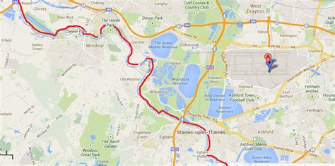 thames river flood map airportwatch fears in heathrow area that a 3rd runway