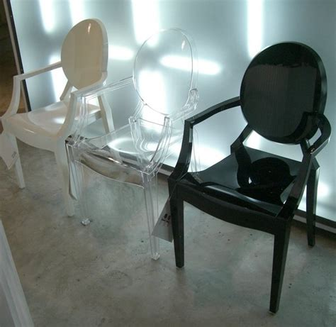 chaise louis ghost location de chaise louis ghost black kartell sur