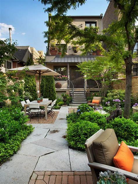 Patio Designs Garden Pretty Small Garden Patio Ideas House And Gardens