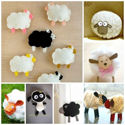 sheep crafts for 30 sheep crafts ted s