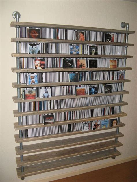 cd storage 25 best ideas about cd racks on pinterest cd storage
