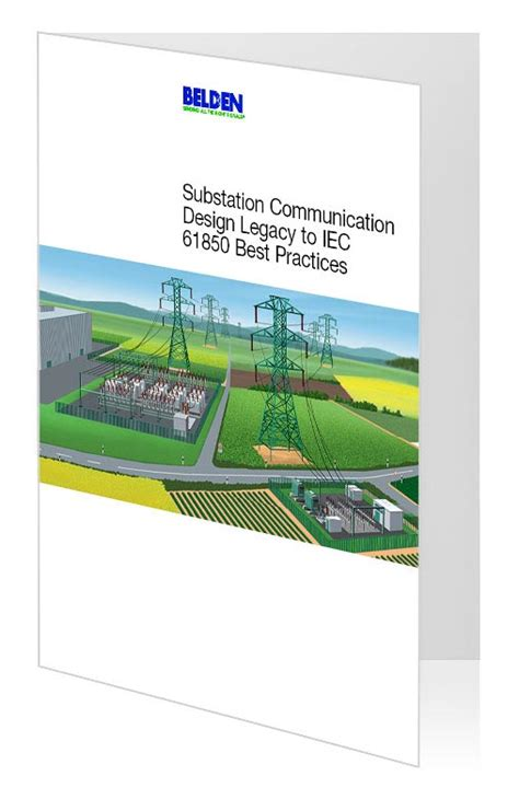 substation layout design guide belden magnum 12kx managed switches