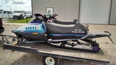 1998 Polaris RMK 600 and 1997 RMK 700 snowmobiles   Nex Tech Classifieds