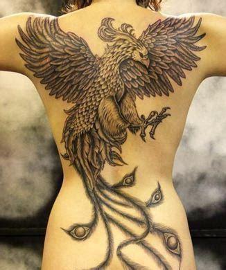 meaning  phoenix tattoos