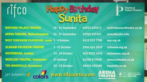 download mp3 happy birthday to sunita new theatre show happy birthday sunita starring shabana