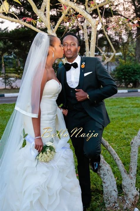 Winnie & Franck Botswana Wedding 2015 on BellaNaija