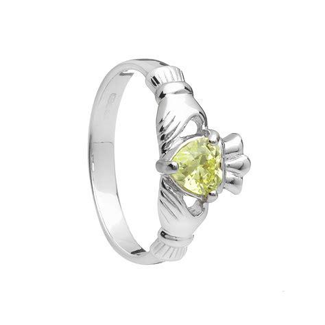 Birthstone Rings by Birthstone Ring August