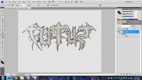 cara membuat tulisan death metal online cara membuat logo death metal indramayu bawah tanah