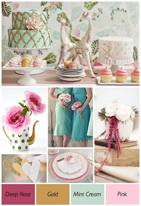 pink and green color combination the fun kitchen mint green deep rose gold and pink make for an amazing