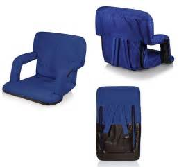 Portable Stadium Chairs Portable Stadium Chairs With Backs Arm Rest Folding