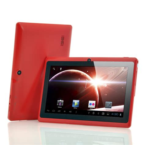 Memory Ram Android lavos budget 7 inch android tablet pc 1ghz cpu 512mb