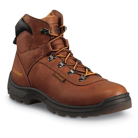 s carhartt 174 6 quot electrical hazard work boot brown